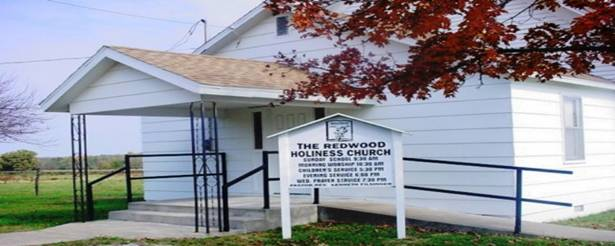Redwood Holiness Church in Sarcoxie, MO